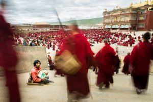 Yachen Gar, Kham, Tibet