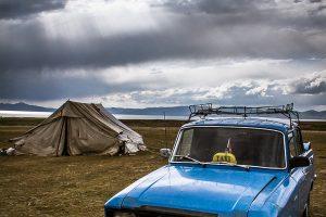 Song-Kul, Kyrgyzstan