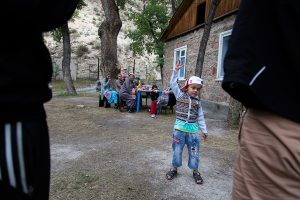 Iskanderkul, Fann, Tajikistan