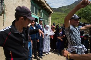 Garmen, Yagnob, Tajikistan