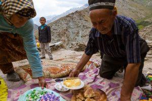 Pskon to Bedev, Yagnob, Tajikistan