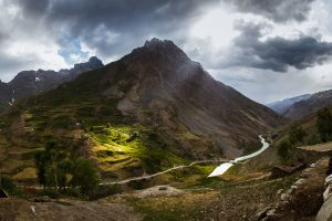 Bedev, Yagnob, Tajikistan