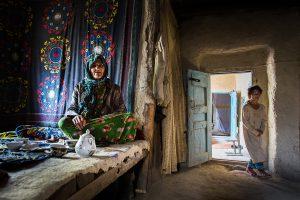 Hishortob, Yagnob, Tajikistan