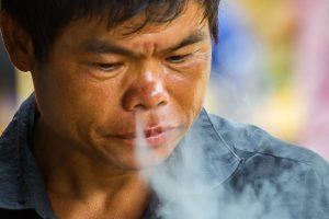 Lung Khau Ninh,Vietnam