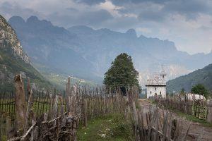 Thet, Albania