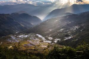 Laohuzui, Yunnan, China